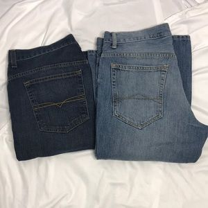 Other - 2 pairs of men's jeans 32/34